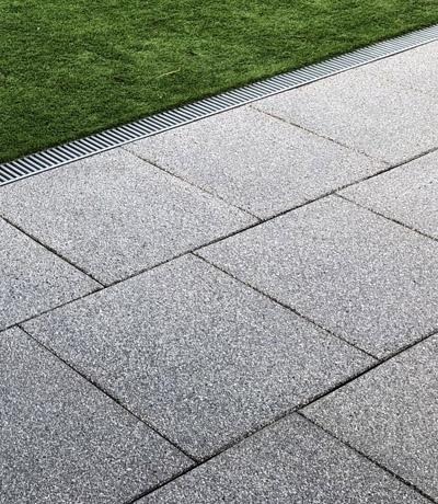 Granite Paving Stoke