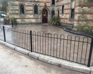 Bow Top Fencing Stoke