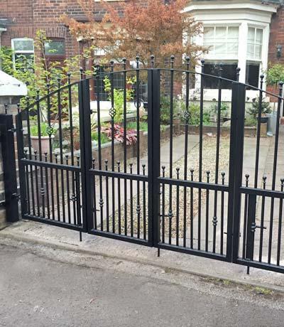 Driveway Garden Gates Stoke