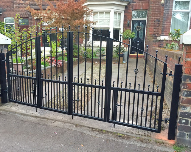 Metal and Railings Gates Stoke
