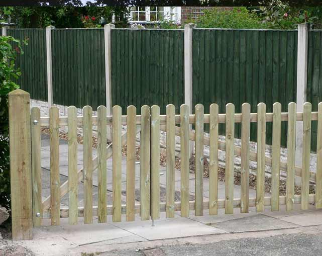 Picket Fencing Stoke