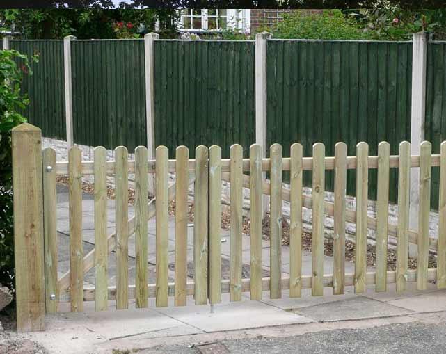 Picket Fencing Stoke