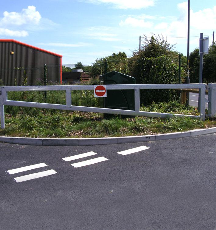 Swing Gate Barriers Stoke