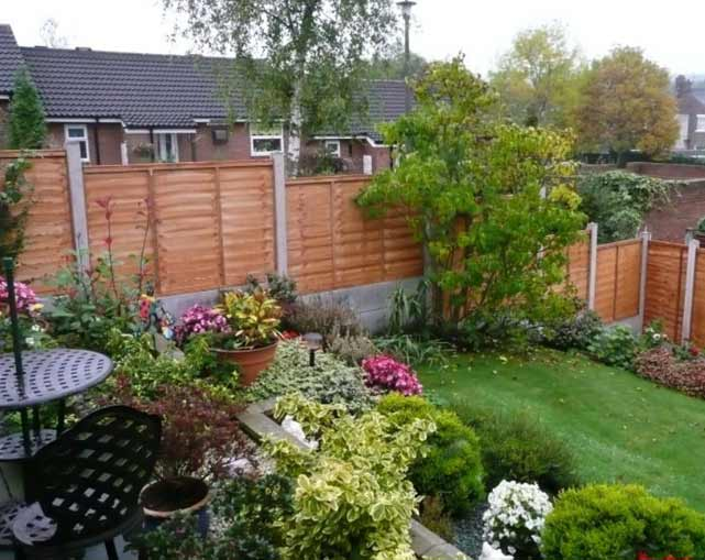 Wooden Fencing Stoke