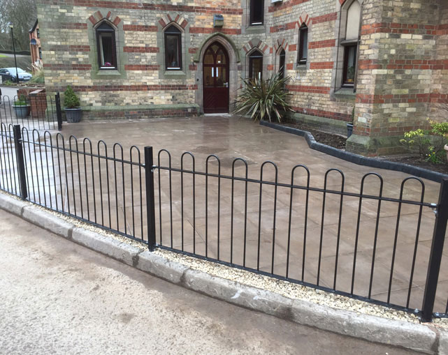 Bow Top Fencing Stafford