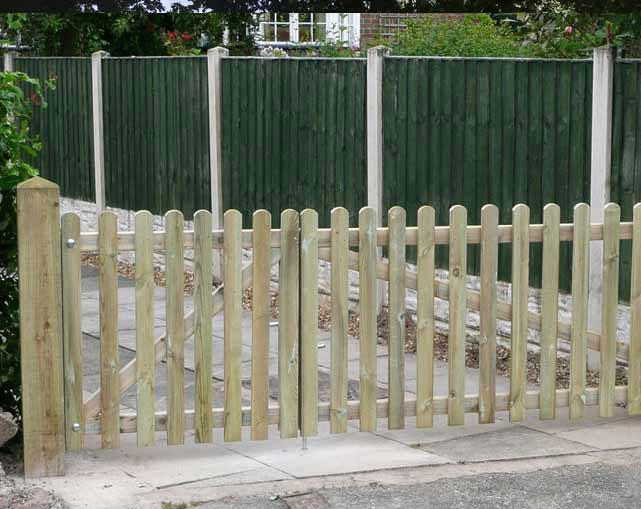 Picket Fencing Crewe