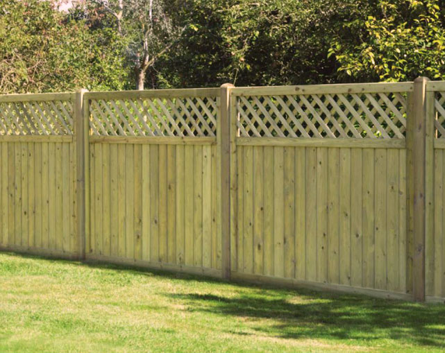 Quality Fencing in Sandbach