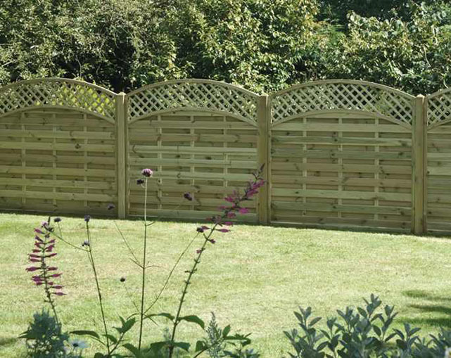 Premium Fencing in Congleton