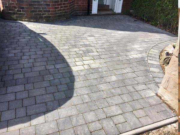 Block Paving Driveways Stoke on Trent