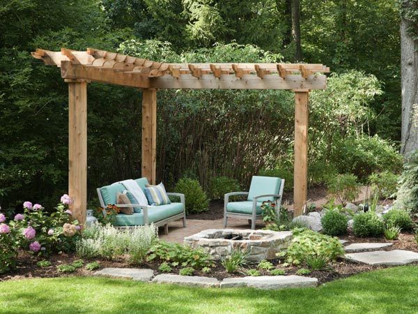 Oak Pergolas Cheshire