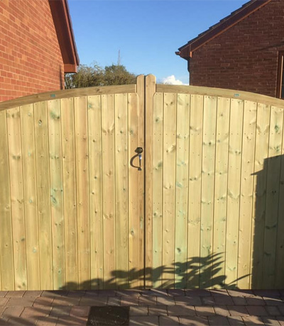 Driveway Gates Stoke on Trent