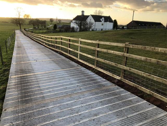 Farm Fencing Stoke on Trent