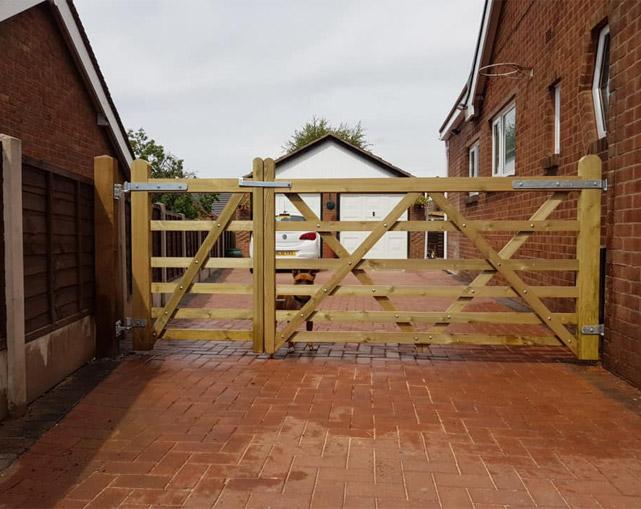Farm Gates Stoke on Trent