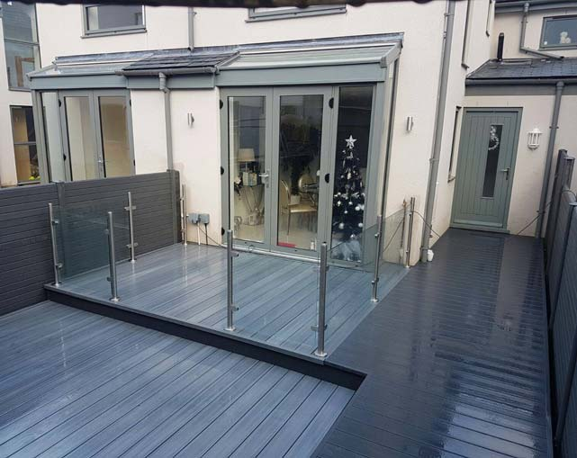 Composite Decking in Nantwich