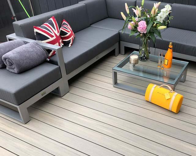 Composite Deck Nantwich