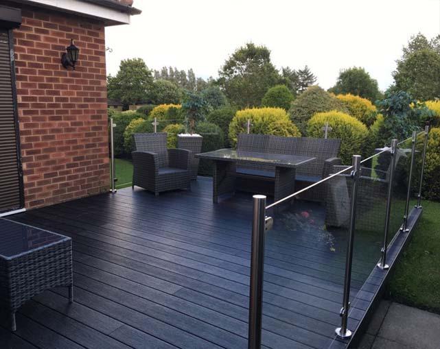 Composite Deck Installation Stoke