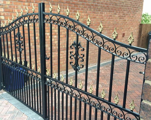 Metal Gates Stoke on Trent