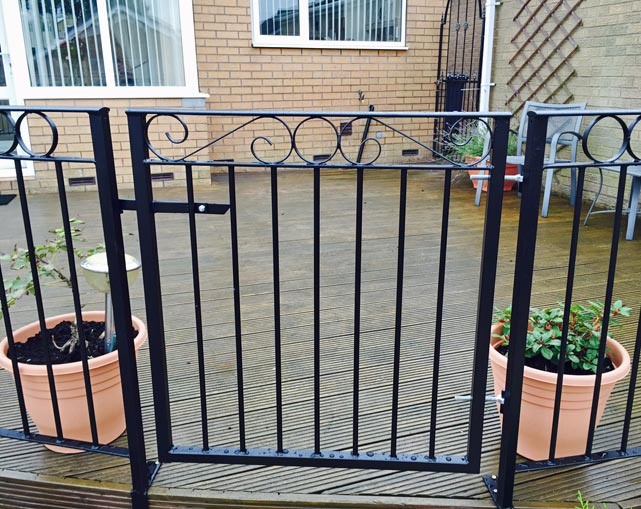 Metal Gates in Stoke