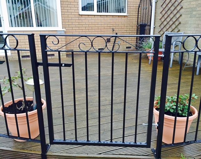 Metal Gates in Stoke