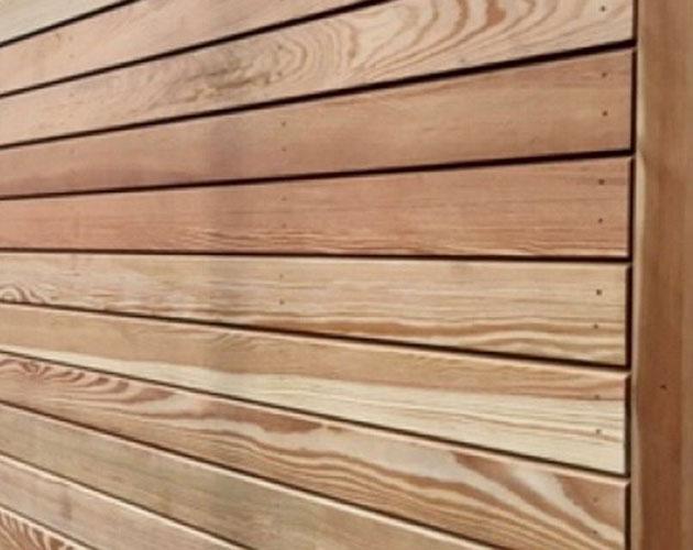 Larch Fence Panels Nantwich